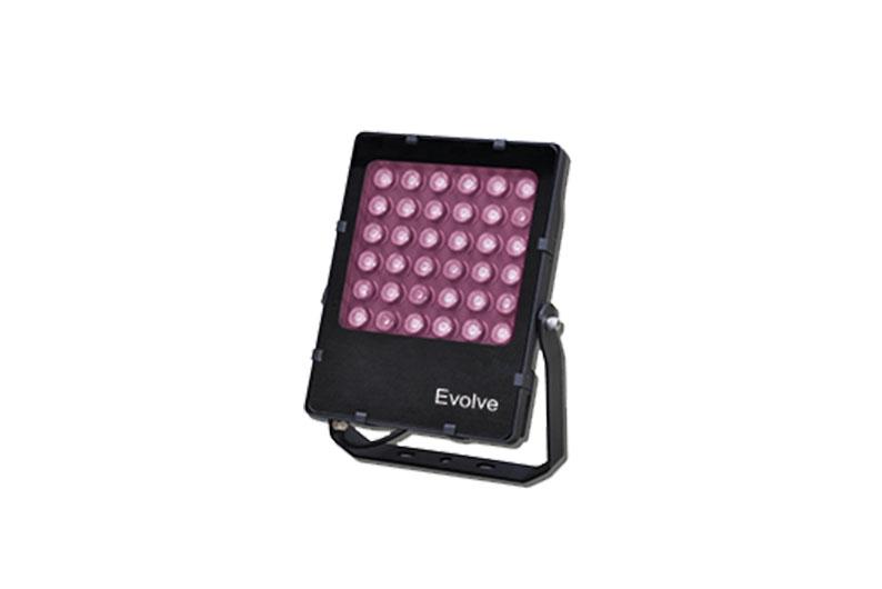 RGB LED Straler voor buiten en binnen gebruik