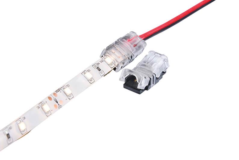 Led Strip Connectoren Strips Verbinden Zonder Solderen