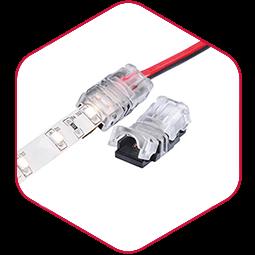 LED strips connectoren