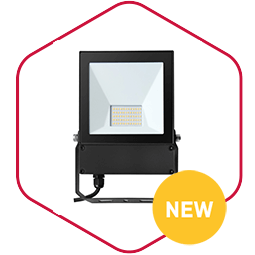 LED spotlight for domestic use