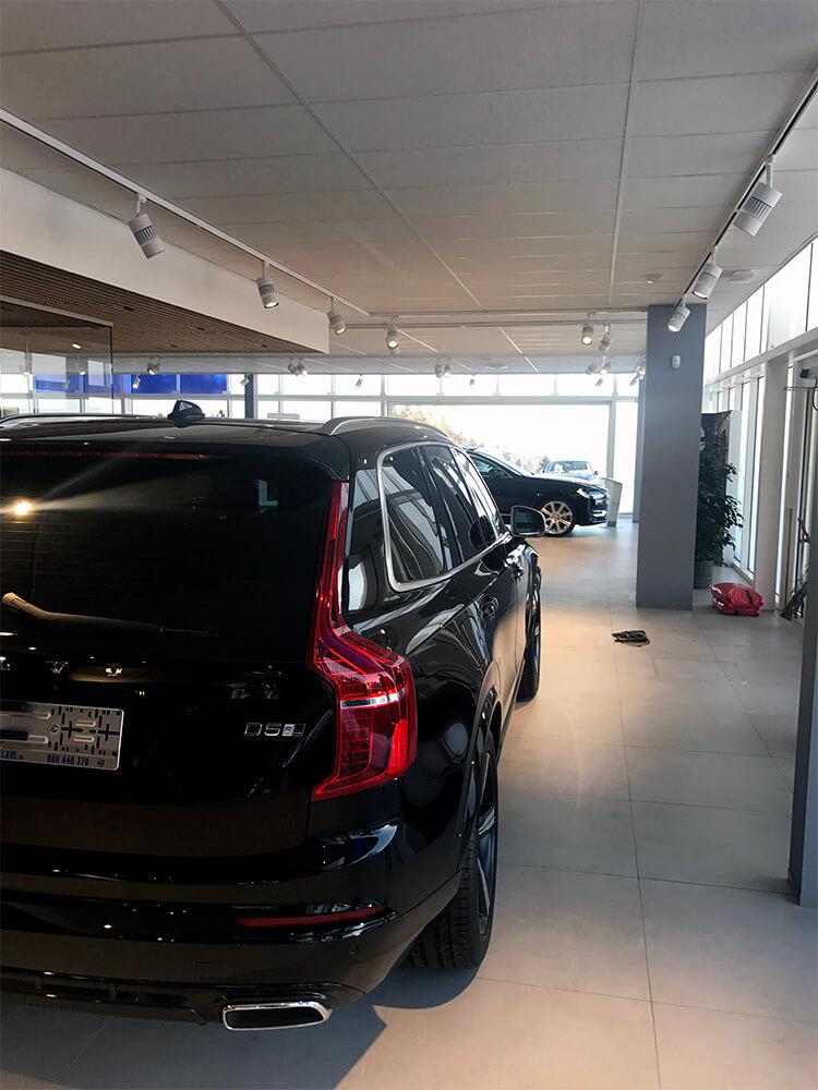 Volvo garage Waimes