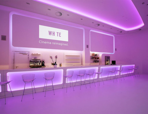 White Cinema – Brussels