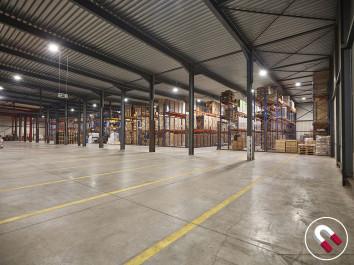 Project in de kijker: Magazijn Zulte-Waregem - Integratech