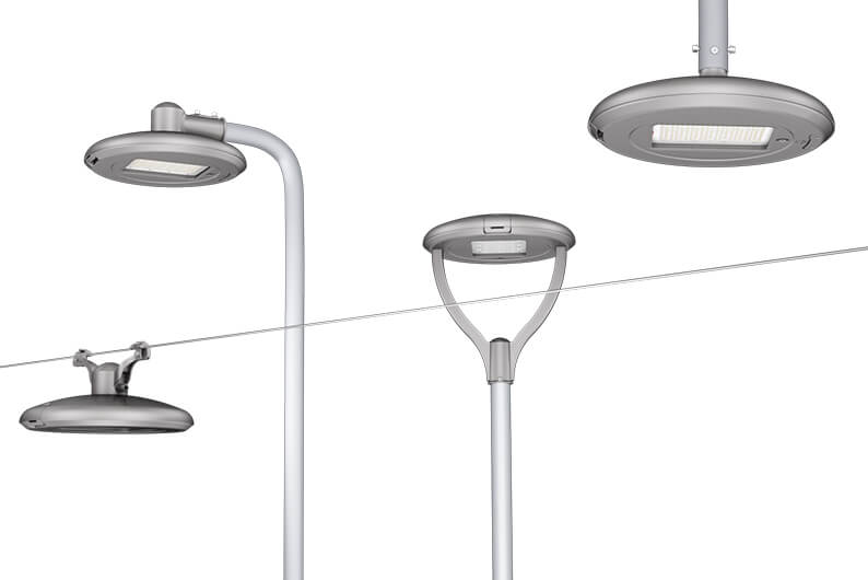 LED straatverlichting Integra Streetlight urban