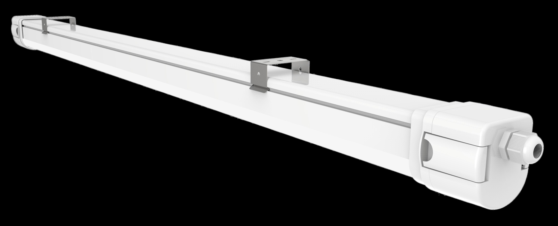 led verlichting Speedy met schroefloze eindkappen en connectoren
