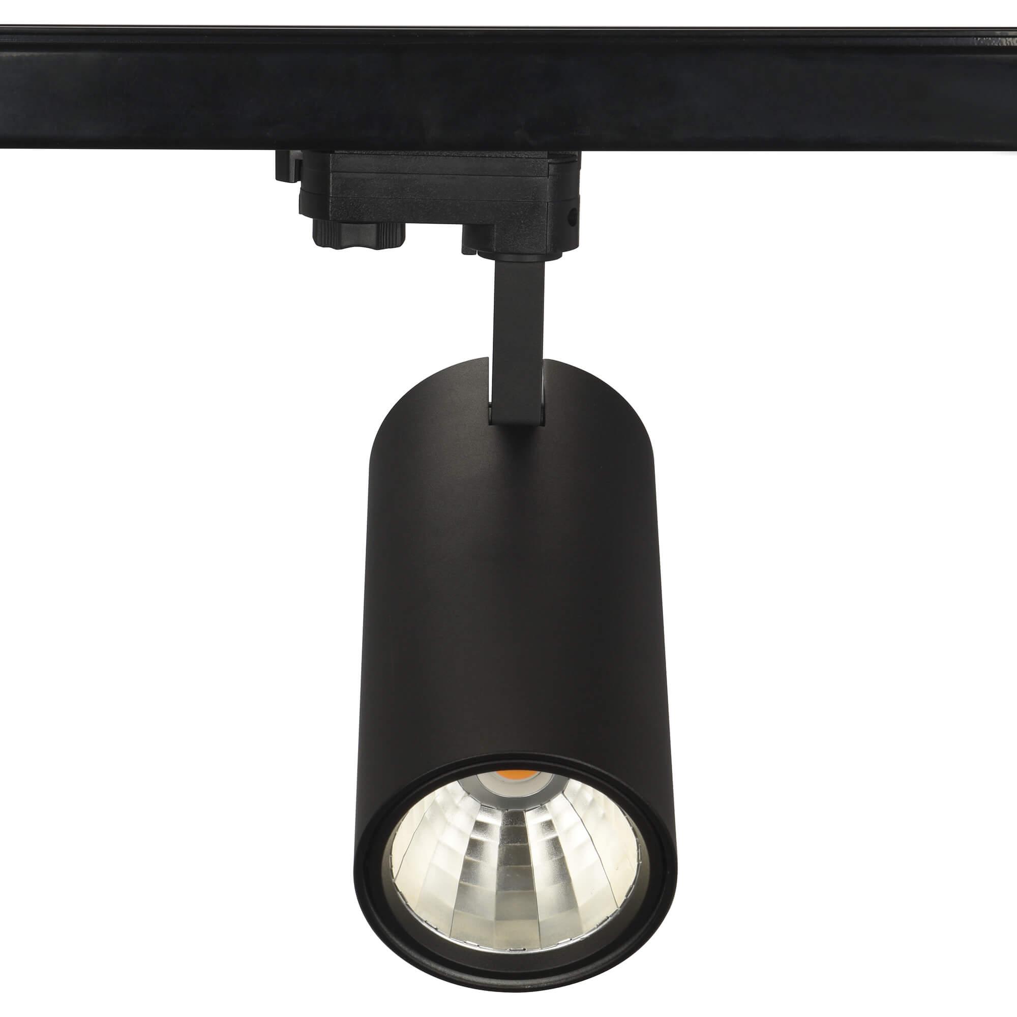 Railverlichting winkel LED