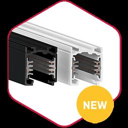 integratech 3-fase rails
