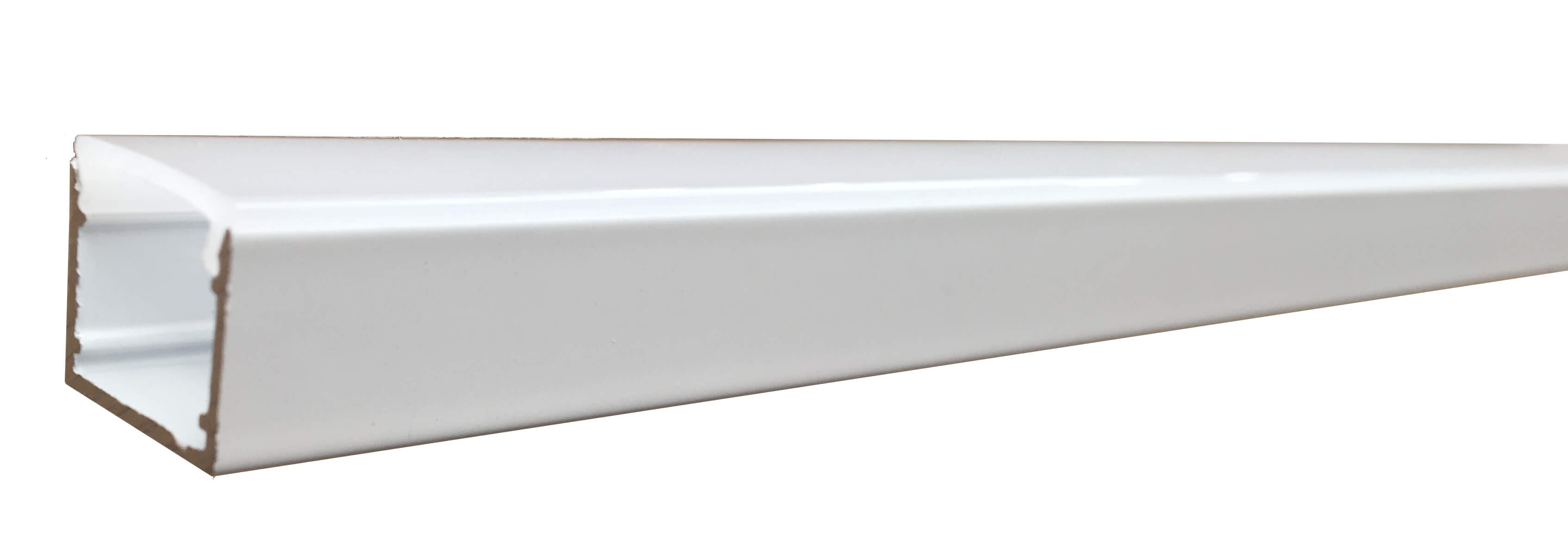 Integratech alu baseline aluminium led strip profiel accessoires