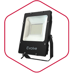 LED Stralers Evolve HE binnen en buiten