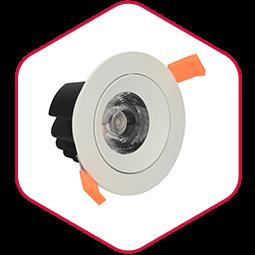 Integra LED downlight Orient