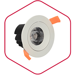 Integra LED downlight inbouwspot Orient