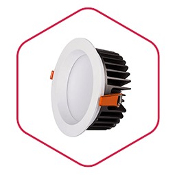 Integra LED downlight recessed spot Down plus