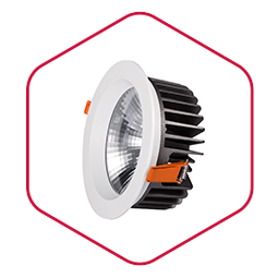 Integratech HCRI downlight