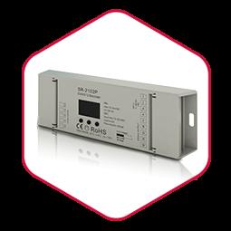 integratech rgbw dmx control