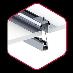 Integratech alu swiss20 aluminium led strip profiel