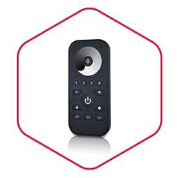 integratech mono color led strip controller