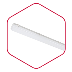 Integratech Splash proof luminaires