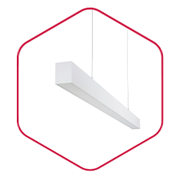 Integratech Linearecta utiliteit led verlichting