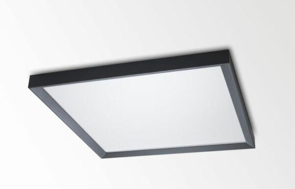 Opbouwframe ledpaneel 60×60 zwart RAL9005