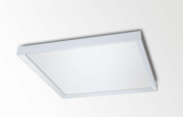 Opbouwframe ledpaneel 60×60 wit
