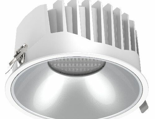 LED downlight Soft dimmable